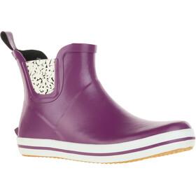 Kamik Sharonlo Rubber Boots Nite Rays Women, viola